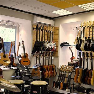 Музыкальные магазины Печор