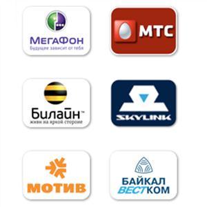 Операторы сотовой связи Печор